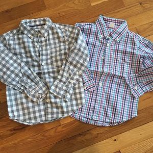 Other - Little boys button down shirts